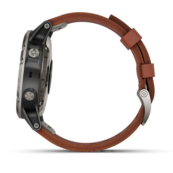 58a824dc9a1 Watches Garmin Aviation  Garmin D2 Delta Pilot Watch - Leather Band ...