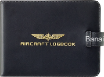 Logbook Cover Pilot 200009