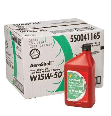 AeroShell W15W50