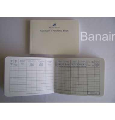 Flugbuch/Pilot log Book