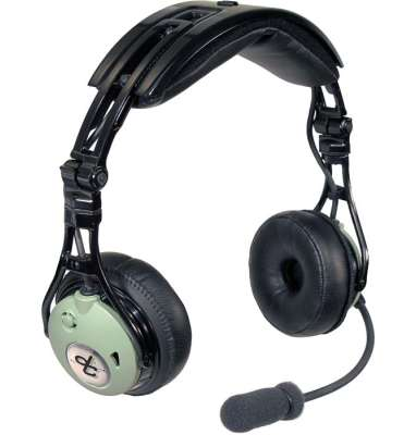 David Clark PRO Headset - supra-aural, passive