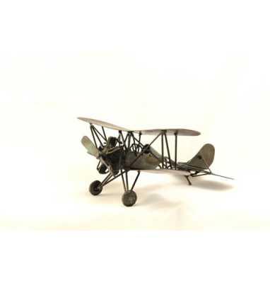 Biplane Art.