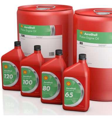 AeroShell Oils 65, 80, 100, 120