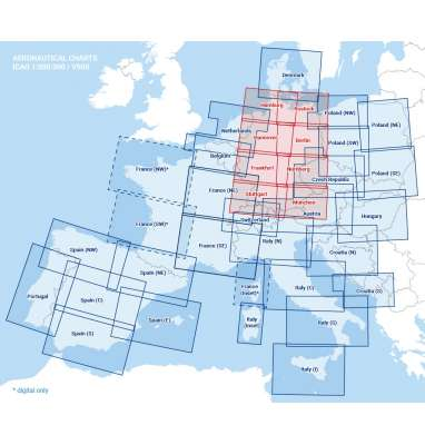 ICAO Germany DFS 2021