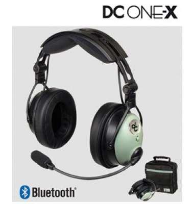 David Clark ONE-X Headset - with Twin Plugs (GA)