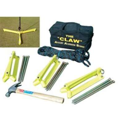 The Claw - Aircraft Anchoring System