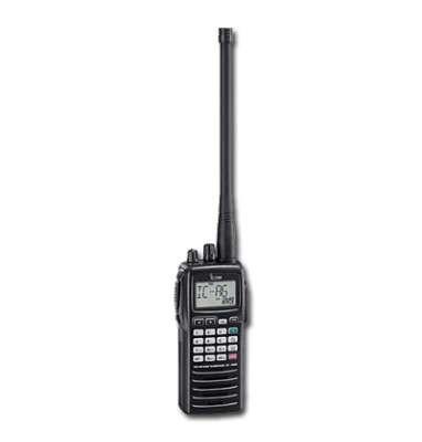 ICOM IC-A6E # 33 - 8.33 and 25 kHz